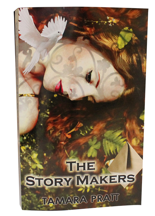 Book cover design for The Story Makers