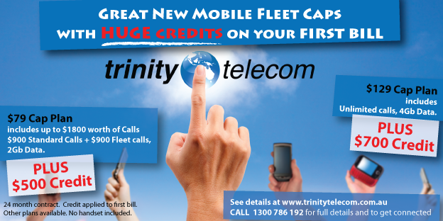 Trinity Telecom Bill Advertisement